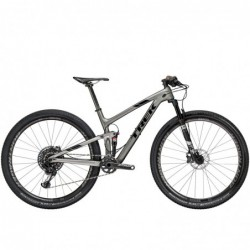 TREK Top Fuel 9.8 SL antracit