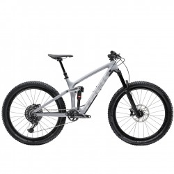 TREK Remedy 9.8 2019 sivá