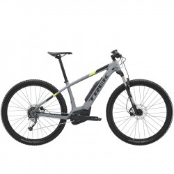 TREK Powerfly 4 2019 sivá