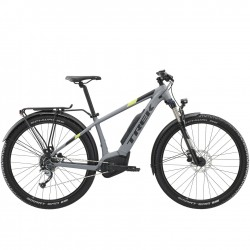 TREK Powerfly Sport 2019 sivá