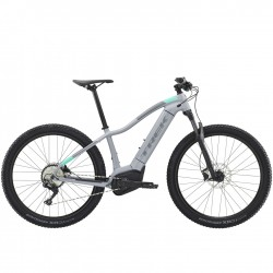 TREK Powerfly 5 WSD 2019 sivá