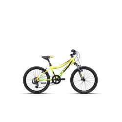 CTM JERRY 2.0 2020 žltá/čierna