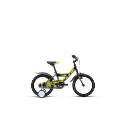 CTM FLASH 2020 čierna/žltá