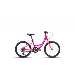 CTM ELLIE 2020 ružová/fialová