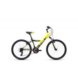 CTM WILLY 2.0 2021 žltá/čierna