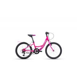 CTM ELLIE 2021 ružová/fialová
